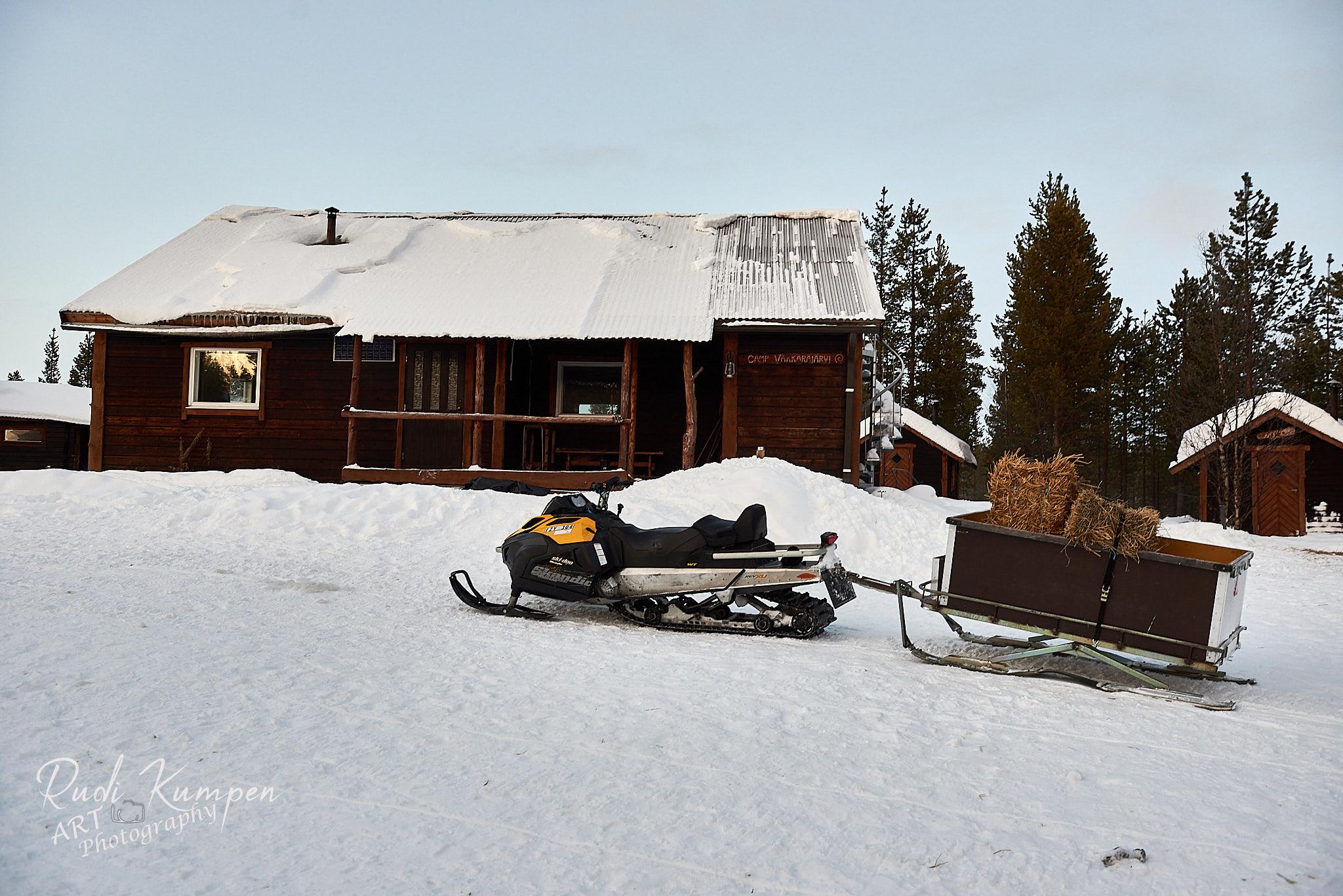 Snowmobile Daytrip 1890 SEK